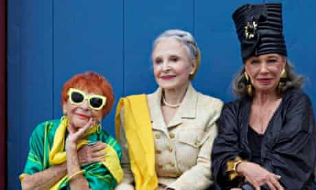 Ilona, Joyce and Lynn Dell