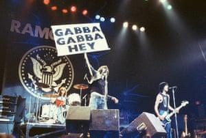 The Ramones: Gabba Gabba Hey