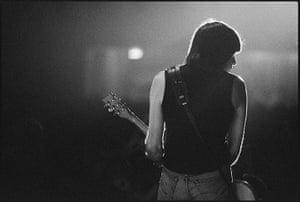 The Ramones:  Johnny Ramone at Hollywood Palladium