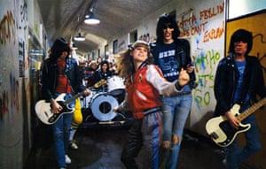 The Ramones: Rock 'N' Roll High School