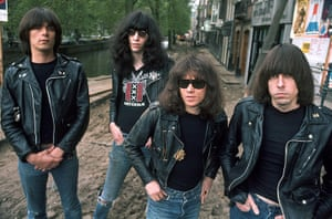 The Ramones: in Amsterdam