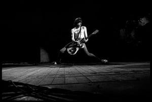 The Ramones: Jonny at The Hammersmith Odeon