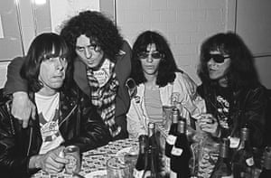 The Ramones: Ramones with Marc Bolan