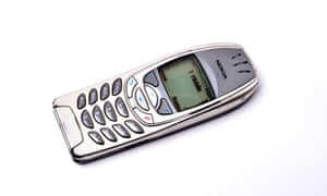 A Nokia 6310 featurephone, one of the most popular phones ever.