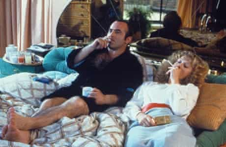 The Long Good Friday starring Bob Hoskins and Helen Mirren, directed by John Mackenzie, 1979.