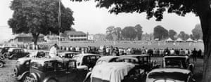 memory lane: A panoramic view of the St Lawrence ground