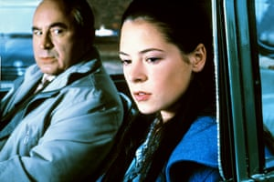 Bob Hoskins and Elaine Cassidy in Felicia's Journey by Atom Egoyan, 1999.