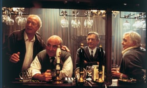 Last Orders starring Michael Caine, Bob Hoskins, Tom Courtenay, David Hemmings, 2001.