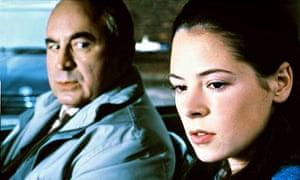 Bob Hoskins and Elaine Cassidy in Felicia's Journey