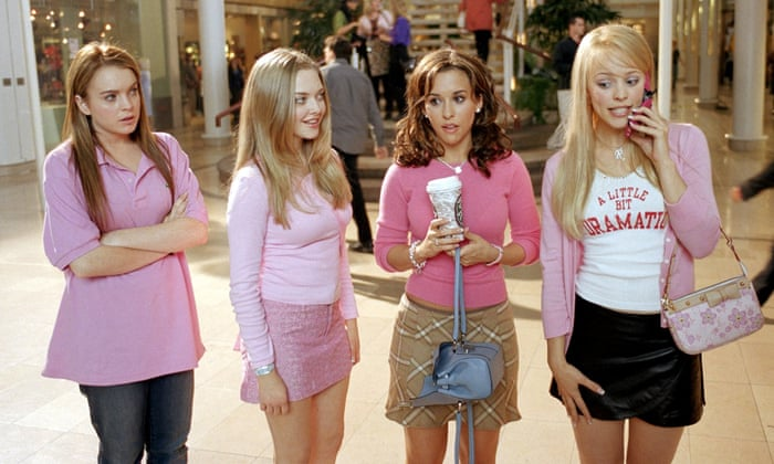 b6fb95d77 On Wednesdays, we wear pink: fans celebrate Mean Girls in style ...