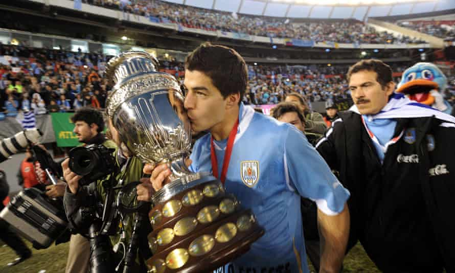 Luis Suarez Copa America