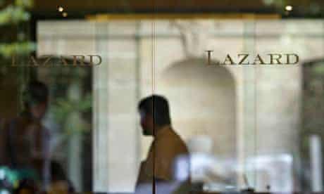 Lazard office
