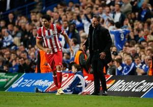 Tom's Chelsea pics: Diego Costa