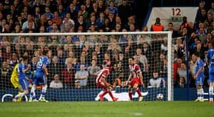 Tom's Chelsea pics: Arda Turan scores
