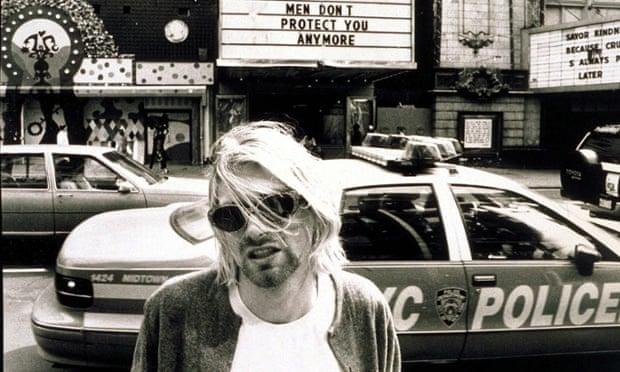Kurt Cobain An Icon Of Alienation Music The Guardian