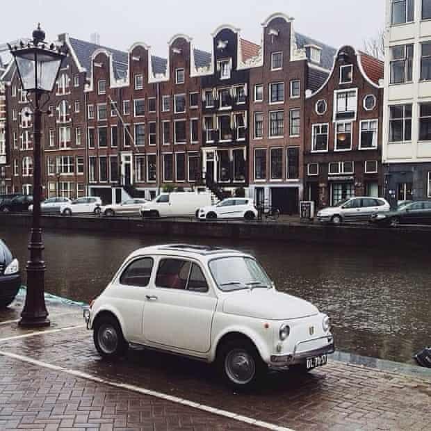 Instagram: Amsterdam