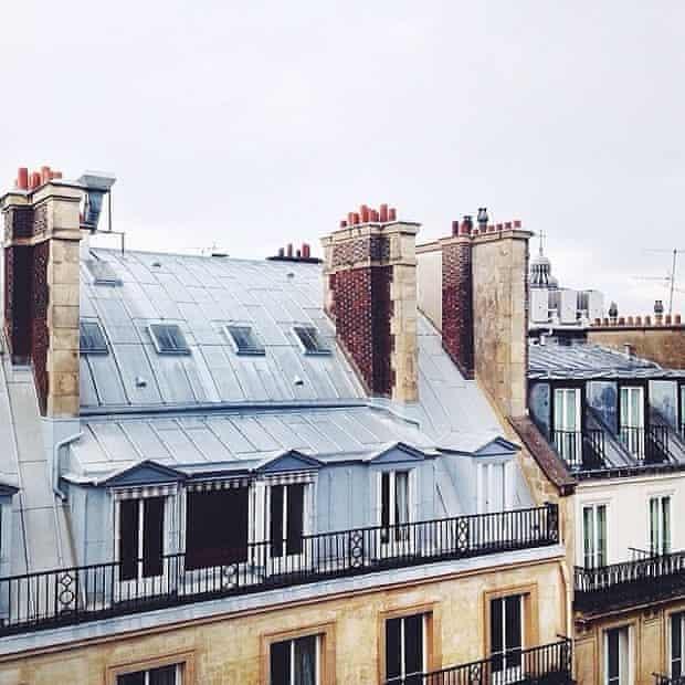 Instagram: Paris