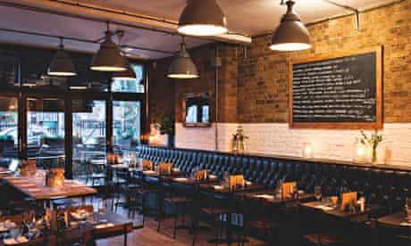 Restaurant: 8 Hoxton Square