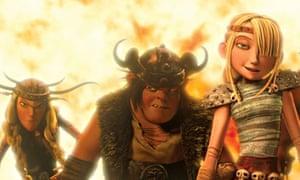 Beasties baddies and blanchett how to train your dragon 2 preview how to train your dragon ccuart Choice Image