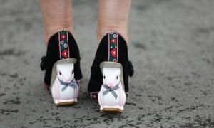 Bunny heels.
