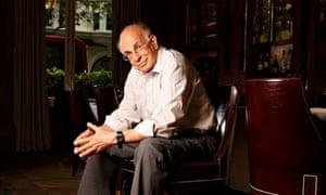 Daniel Kahneman is an Israeli-American psychologist and Nobel laureate. He is notable for his work o