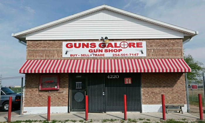 Fort Hood: Guns Galore reportedly sold guns to both shooters
