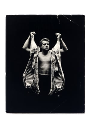 Francis Bacon. 1952 (Vogue).