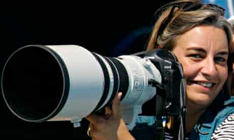 AP photographer Anja Niedringhaus