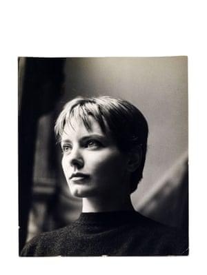 Jackie Ellis, actress, 1960's.