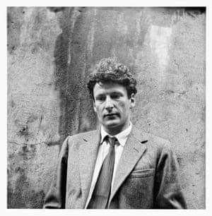 Lucien Freud. Circa 1961.