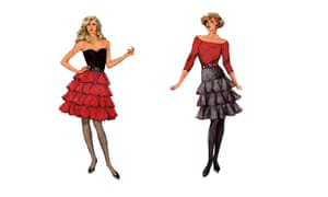 Ra-ra skirts