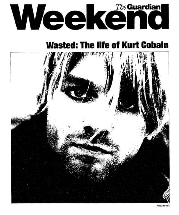 faaf23e598c5d Kurt Cobain: an icon of alienation | Music | The Guardian