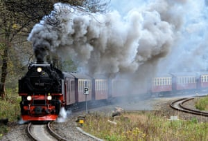 Trains- Brocken railway.