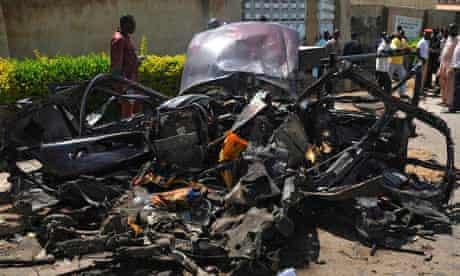 Nigerian church attack