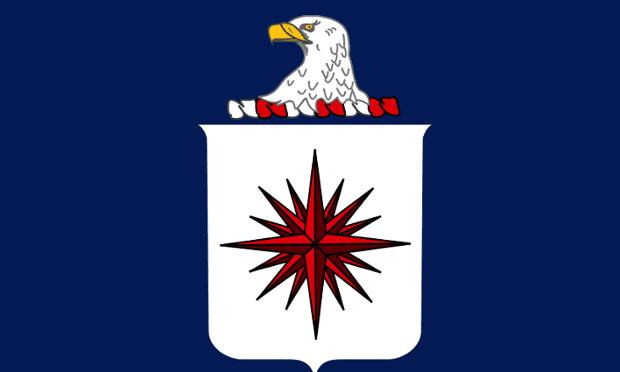 cia logo bird