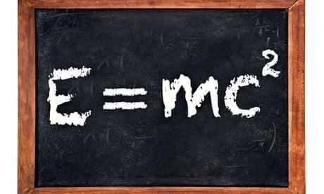 E=mc2: Einstein's equation that gave birth to the atom bomb | Albert Einstein | The Guardian
