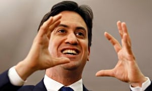 Ed Miliband has focused on the problems faced by Britain's middle classes.