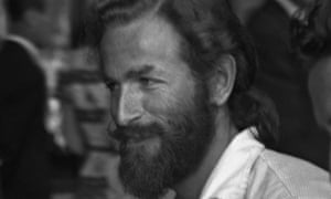 Alan Davie in 1948.