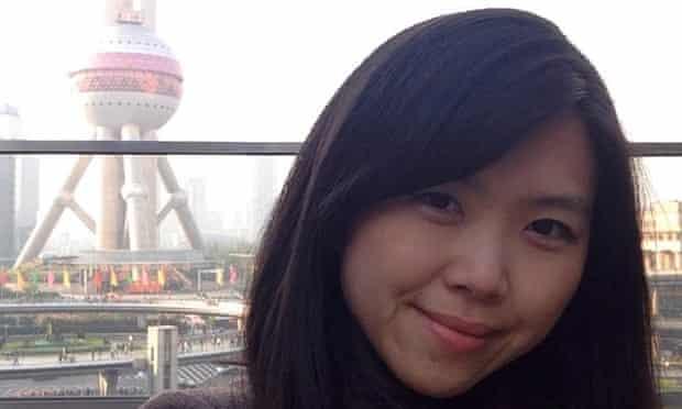 sue anne tay, editor of shanghai street stories