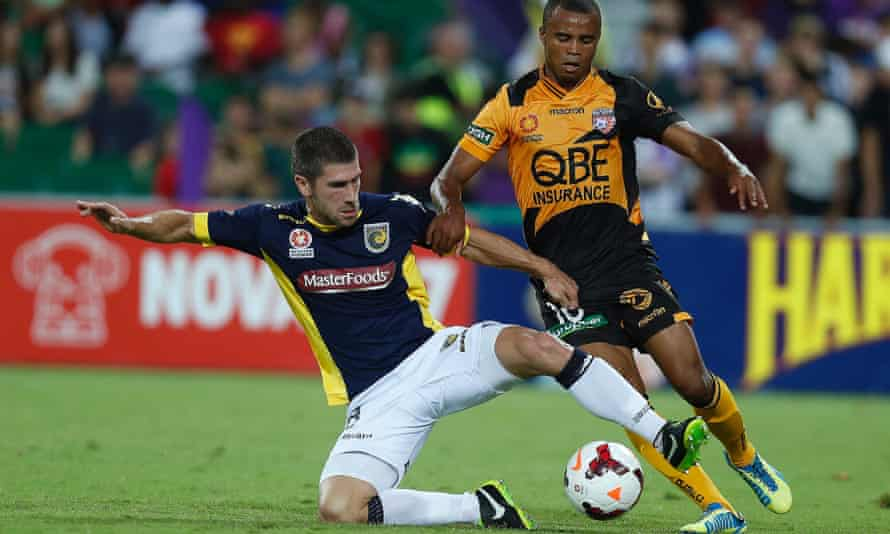 Perth Glory's Sidnei