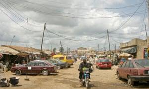 Nigeria rising Abuja