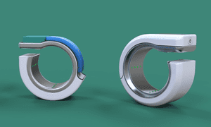 One potential design for the WonderRing smart ring