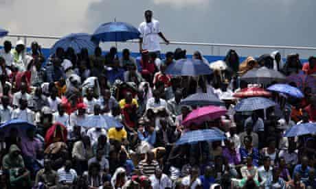 Rwanda Commemoration