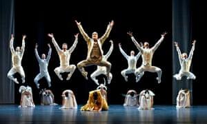 LAC (After Swan Lake), Coliseum, Les Ballets de Monte-Carlo