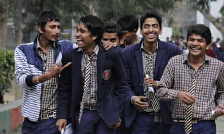 Indian English exams 2014