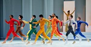 LAC at the Coliseum, Les Ballets de Monte Carlo