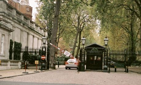 What is it like to live on Britain's most expensive street