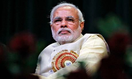 Narendra Modi, a man with a massacre on his hands, is not the