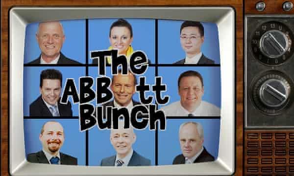 Abbott Brady Bunch image