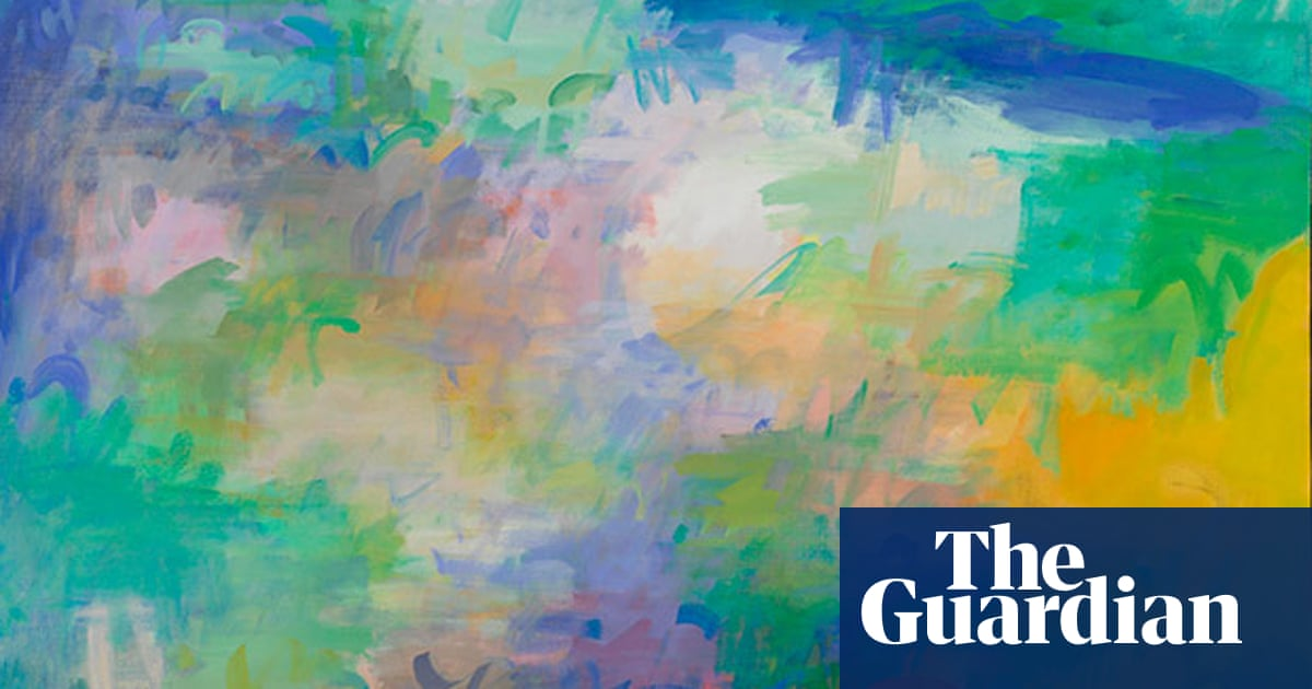 c79627dbeda24 Sam Fullbrook: Delicate Beauty review – Australia evoked in living colour.  Queensland Art Gallery